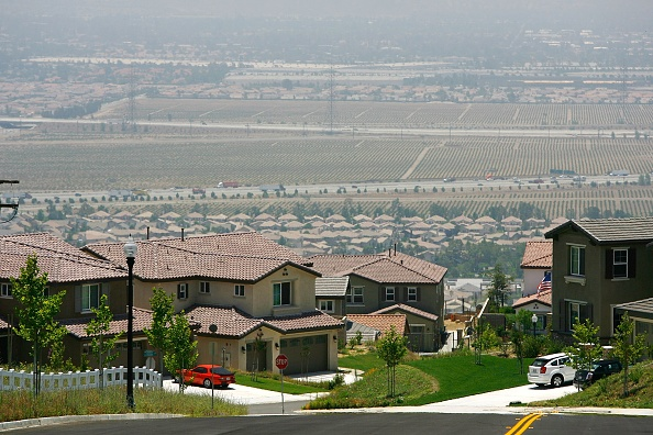 Suburb「Riverside County Expected To Lead California Population Growth」:写真・画像(7)[壁紙.com]