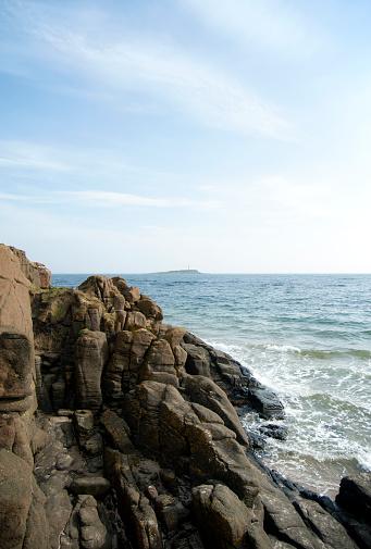 Island of Arran「Looking Out To Pladda Island Lighthouse」:スマホ壁紙(15)
