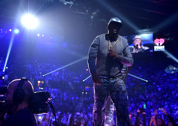 Tony Yayo「2014 iHeartRadio Music Festival - Night 2 - Show」:写真・画像(5)[壁紙.com]