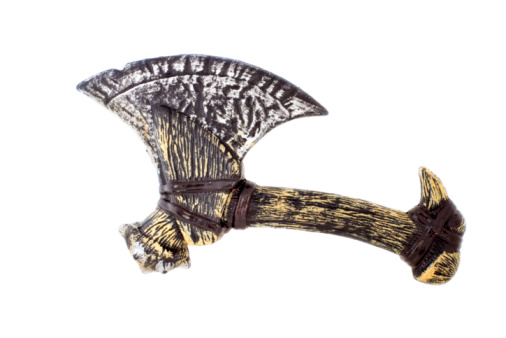 The Past「Ancient axe」:スマホ壁紙(18)
