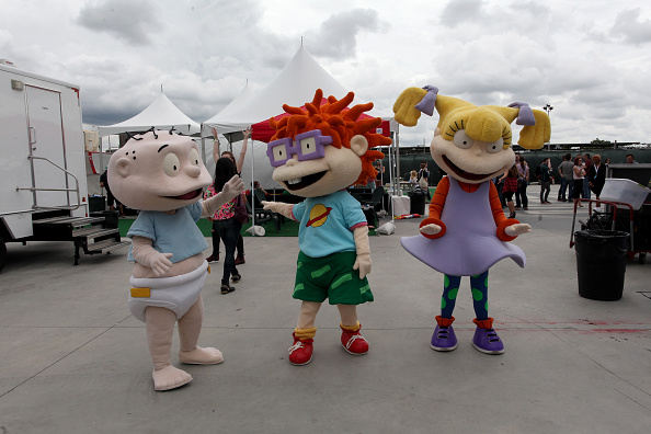 Nickelodeon「Nickelodeon Sponsors 90sFEST Pop Culture And Music Festival」:写真・画像(6)[壁紙.com]