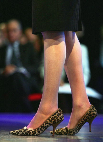 Shoe「Conservative Party Conference 2004-Day Two」:写真・画像(16)[壁紙.com]
