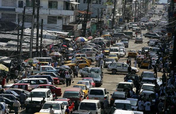 Traffic「Liberia Appears Calm Before Landmark Presidential Elections」:写真・画像(19)[壁紙.com]