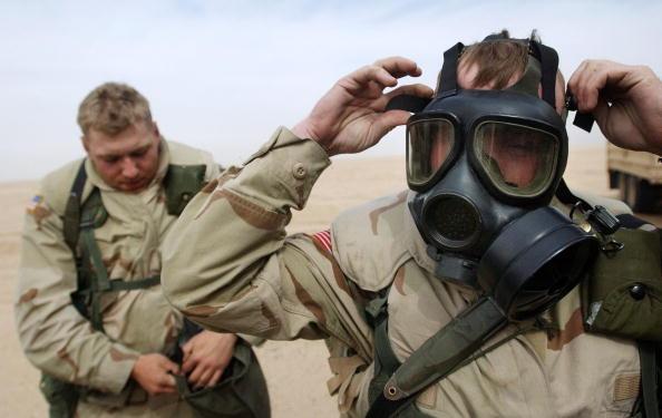 Daniel Gi「U.S. Troops Prepare For War In Kuwait」:写真・画像(0)[壁紙.com]