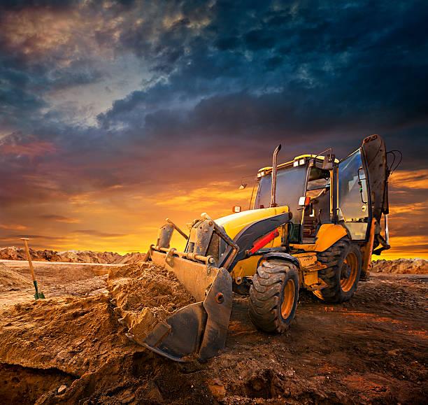 Excavator:スマホ壁紙(壁紙.com)