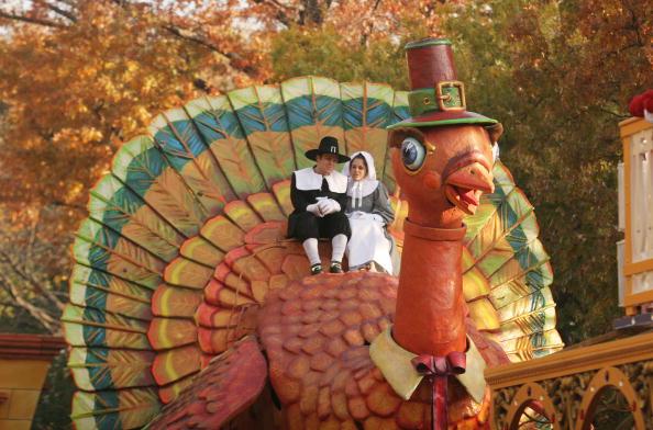 Turkey - Bird「Crowds Gather For Macy's Annual Thanksgiving Day Parade」:写真・画像(18)[壁紙.com]