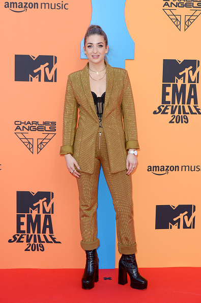Platform Shoe「MTV EMAs 2019 - Red Carpet Arrivals」:写真・画像(17)[壁紙.com]