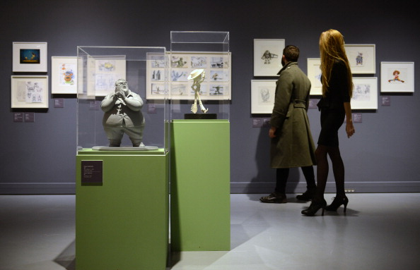 Toy Story「'Pixar, 25 years of Animation' : Exhibition Preview At the Art Ludique Museum In Paris」:写真・画像(15)[壁紙.com]