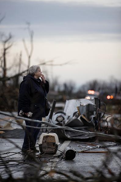Tennessee「Nineteen Dead As Tornadoes Roar Across Tennessee, Including Nashville」:写真・画像(11)[壁紙.com]