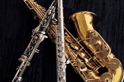 Velvet「Clarinet, Flute and Alto Sax Collage」:スマホ壁紙(13)