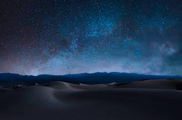 Sand Dunes And Mountains:スマホ壁紙(壁紙.com)
