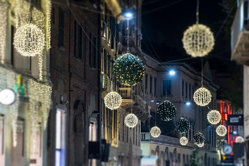 Milan「Christmas in Milan, Italy」:スマホ壁紙(15)