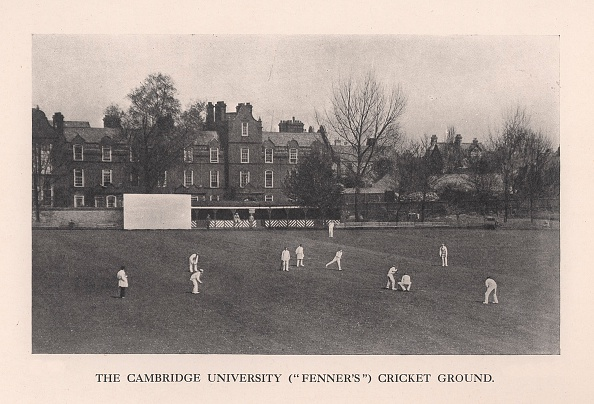 Country Music Academy「Fenner's, the Cambridge University Cricket Ground, 1912」:写真・画像(14)[壁紙.com]