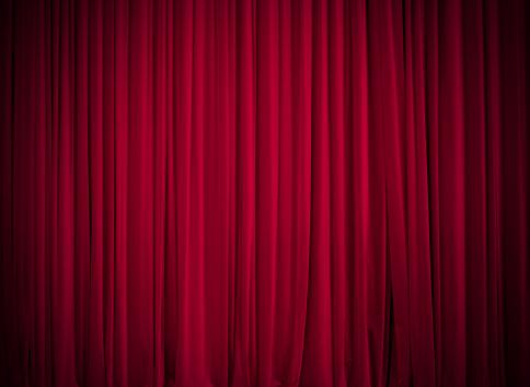 Velvet「Red stage curtain」:スマホ壁紙(1)