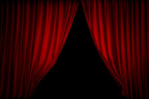 Velvet「Red Stage Curtain」:スマホ壁紙(2)
