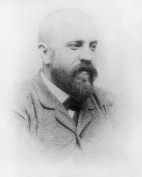 アントニ・ガウディ「Antoni Gaudi (1852-1926) Catalan architect, 1888」:写真・画像(1)[壁紙.com]