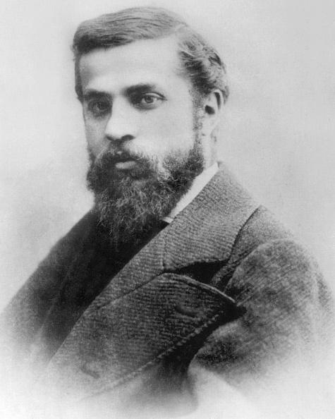 アントニ・ガウディ「Antoni Gaudi (1852-1926) Catalan architect c. 1882」:写真・画像(0)[壁紙.com]