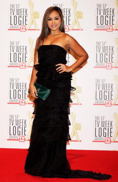 Clutch Bag「51st TV Week Logie Awards - Arrivals」:写真・画像(8)[壁紙.com]