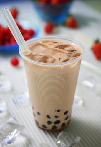 Milk「Boba Milk Tea」:スマホ壁紙(8)