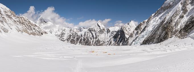 Sagarmāthā National Park「Nepal, Solo Khumbu, Everest, Sagamartha National Park, Western Cwm, Camp 1」:スマホ壁紙(1)