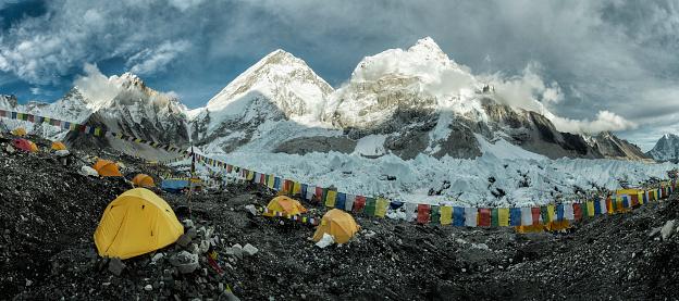 Sagarmāthā National Park「Nepal, Solo Khumbu, Everest, Sagamartha National Park, Base Camp」:スマホ壁紙(0)