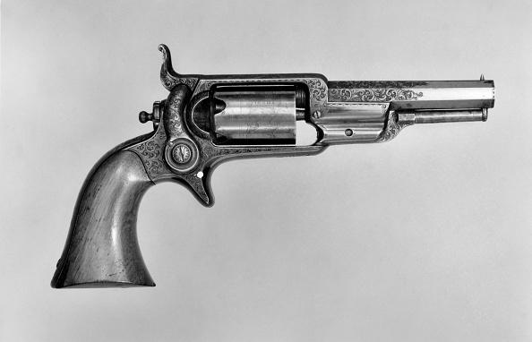 Model - Object「Colt Model 1855 Pocket Percussion Revolver」:写真・画像(8)[壁紙.com]