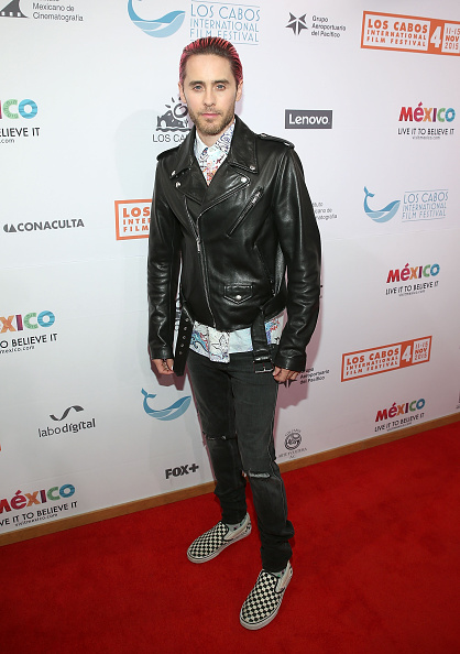Baja California Peninsula「Jared Leto Attends The 4th Annual Los Cabos International Film Festival Opening Night Gala In Cabo San Lucas, Mexico」:写真・画像(5)[壁紙.com]