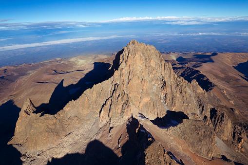 ケニア山「Mount Kenya」:スマホ壁紙(2)