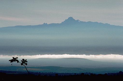 ケニア山「Mount Kenya」:スマホ壁紙(5)