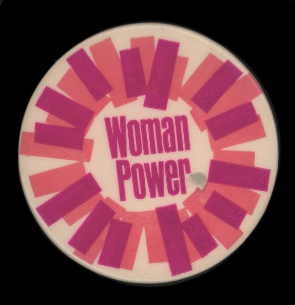 Pattern「'Woman Power' Button」:写真・画像(6)[壁紙.com]