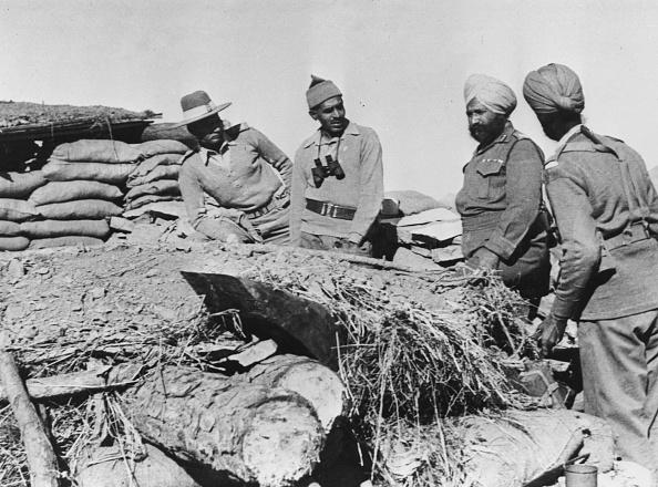War「Indian Officers」:写真・画像(14)[壁紙.com]