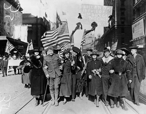 World War I「Peace Celebrations」:写真・画像(19)[壁紙.com]