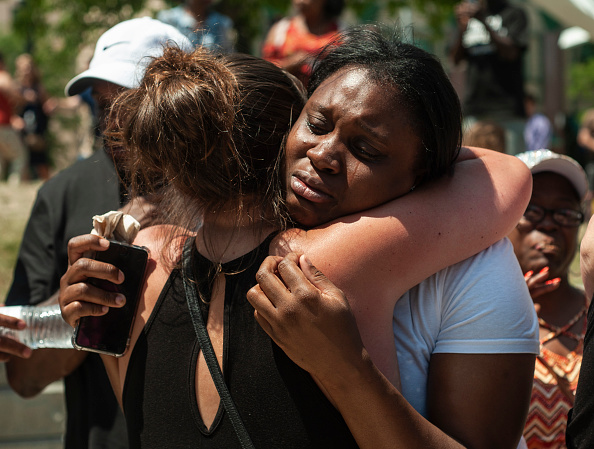 Ohio「Nine Killed, 27 Wounded In Mass Shooting In Dayton, Ohio」:写真・画像(9)[壁紙.com]