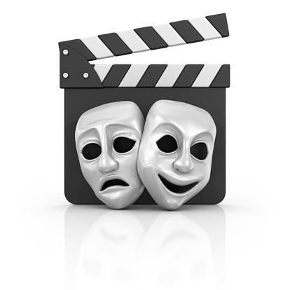 Comedy Film「dramat and comedy film」:スマホ壁紙(0)