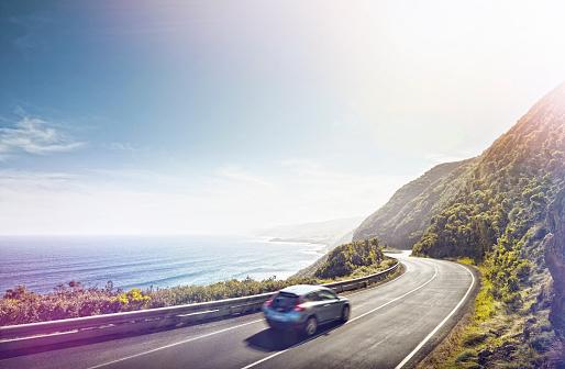 Adventure「Driving the Great Ocean Road」:スマホ壁紙(19)