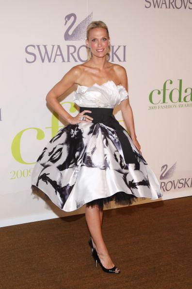 Layered Dress「2009 CFDA Fashion Awards - Arrivals」:写真・画像(15)[壁紙.com]