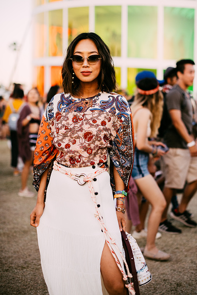 Slit - Clothing「Street Style At The 2019 Coachella Valley Music And Arts Festival - Weekend 1」:写真・画像(10)[壁紙.com]