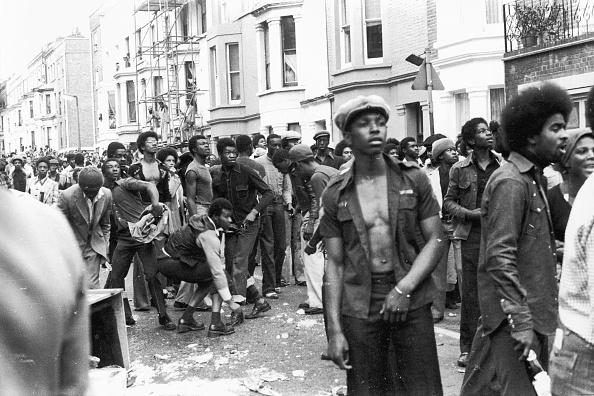 Black History in the UK「Notting Hill Riot」:写真・画像(18)[壁紙.com]