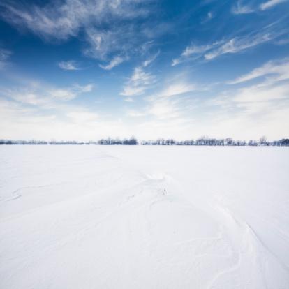 Snowdrift「Wintry Landscape」:スマホ壁紙(5)