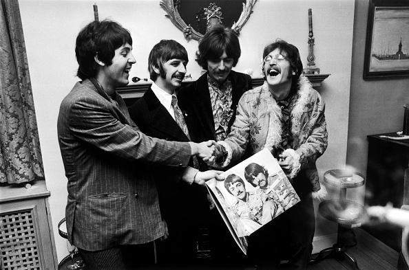 1967「Laughing Beatles」:写真・画像(3)[壁紙.com]