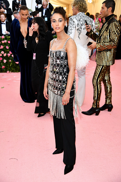 The Costume Institute「The 2019 Met Gala Celebrating Camp: Notes on Fashion - Arrivals」:写真・画像(5)[壁紙.com]
