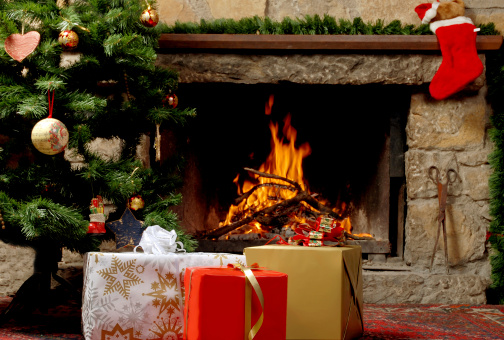 Log「Christmas setting」:スマホ壁紙(1)