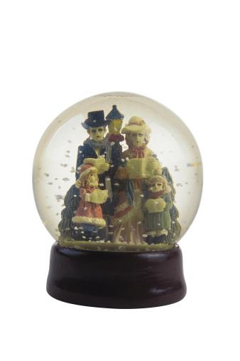 Singer「Christmas snow globe」:スマホ壁紙(11)