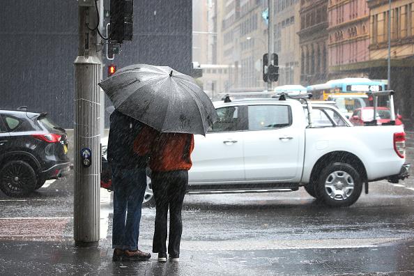 Sydney「Heavy Rain Lashes Sydney Following Months Of Drought」:写真・画像(3)[壁紙.com]