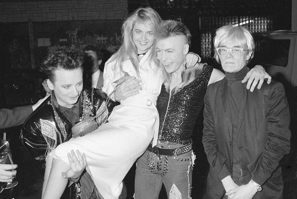 Marilyn - British Singer「Boy George, Warhol, And Friends」:写真・画像(11)[壁紙.com]