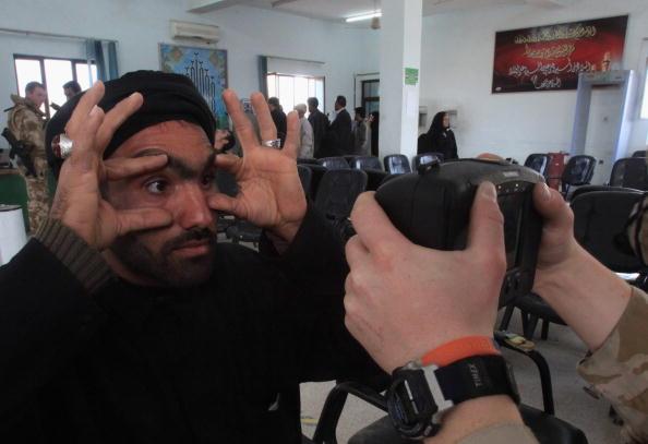 Iris - Eye「British Troops Help Secure The Iraq-Iran Border」:写真・画像(17)[壁紙.com]
