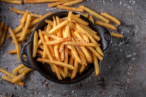 Crunchy「French Fries」:スマホ壁紙(12)