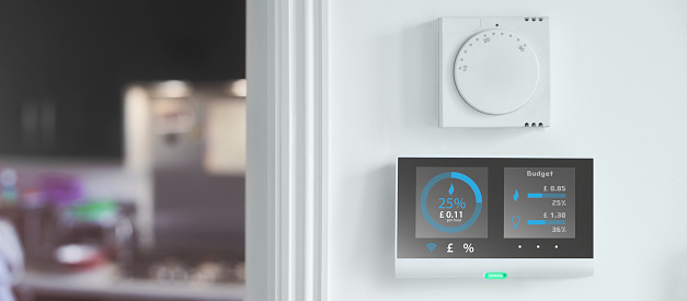 Intelligence「Smart meter readings in the home」:スマホ壁紙(14)