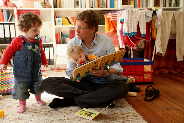 Child「Germany Debates Expanding Parental Leave」:写真・画像(11)[壁紙.com]