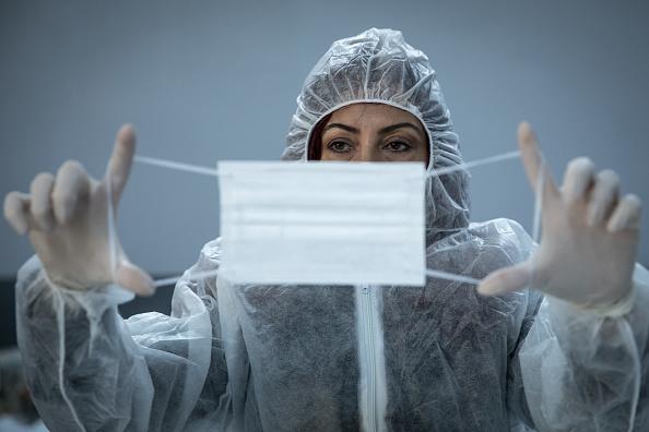 Human Face「Turkey Expands Lockdown Measures As Coronavirus Cases Grow」:写真・画像(17)[壁紙.com]